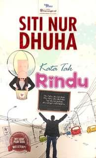 Novel Kata Tak Rindu