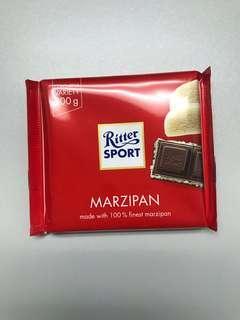 德國直送 RitterSport Chocolate (100g)