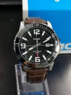 Casio Watch MTP-VD01L-1B (100%Original)