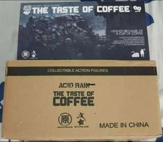 Acid Rain The Taste of Coffee gijoe 3.75 inch