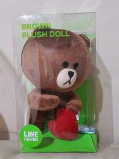 Line Brown