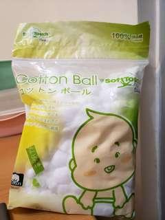 全新未開封嬰兒清潔棉
