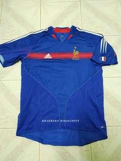 France home jersey 2004/06