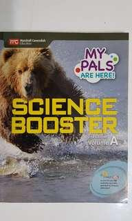 Science Booster P3&P4