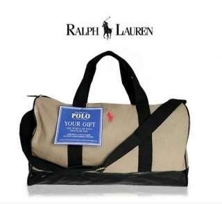 Ralph Lauren travel bag (Authentic)