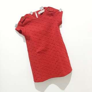 Redvelvet Dress