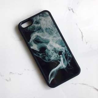 🚚 煙霧迷幻 IPhone6 / IPhone6s 四邊加厚手機殼