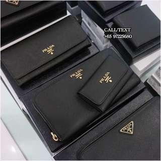 841469185c20 prada card holder saffiano | Bags & Wallets | Carousell Singapore