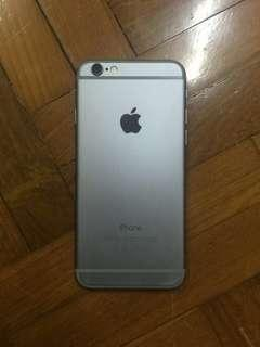 Sell IPHONE 6 plus Silver