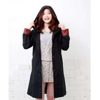 Brand New Woman Rain Coat
