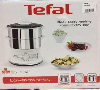 tefal steam cooker
