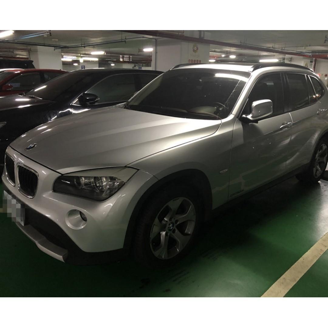 2012 BMW X1 車況 里程保證