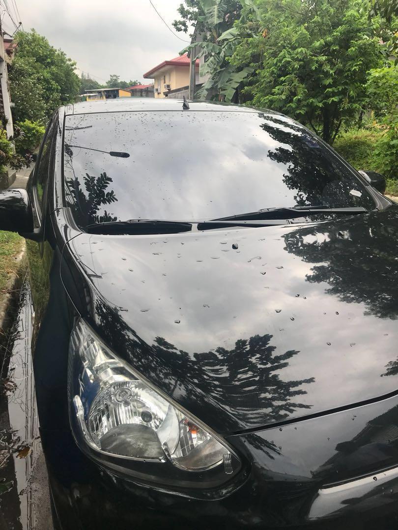 2013 Mitsubishi Mirage Hatchback