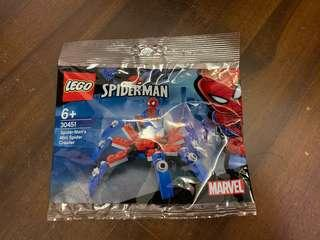 🚚 Lego 30451 Spider-Man's Mini Spider Crawler