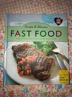 Fast food recipe