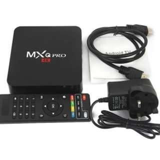MXQ Pro 4K Amlogic S905W, Android 7.1.2 (Nougat) TV BOX