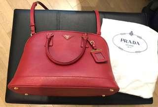 新淨Prada Saffiano Leather手袋