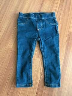 H&M baby girl jeans