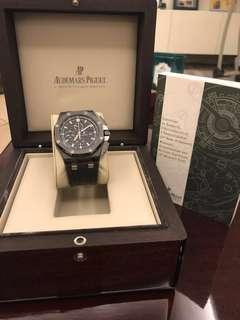 Audemars Piguet Royal Oak Offshore Novelty 26400AU