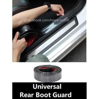 Brand New Car Boot Guard / Car Rear Protector / Vehicle Boot Rubber Protector