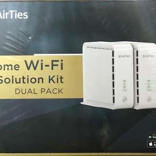 MISB SingTel AirTies Home Wi-Fi Solution Kit Dual Pack