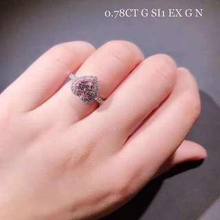 GIA 心型戒指