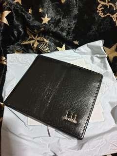 🚚 Black Leather Wallet