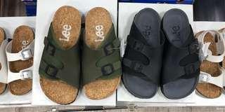 LEE sandals.