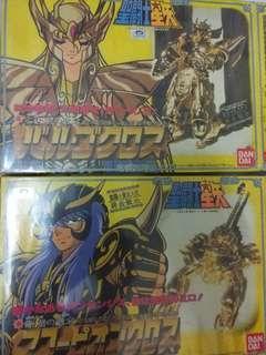聖鬥士星矢 黄金聖鬥士 日本制