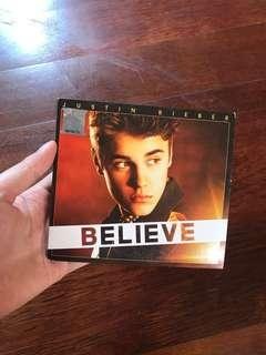Believe and Believe Acoustic (Justin Bieber)