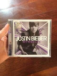 My Worlds and My Worlds My Collection (Justin Bieber)