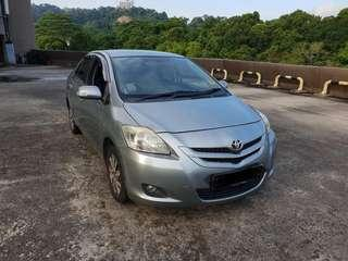 PHV/Personal Car Rental ($0 Deposit)