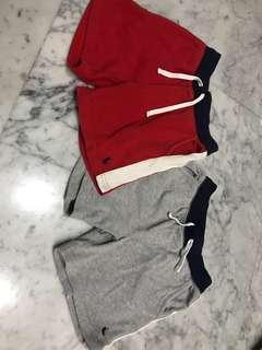 🚚 Ralph Lauren pull up shorts x 3 pairs