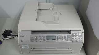 Panasonic laser scan copy Fax printer Machine KX-MB1530 鐳射機