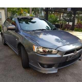 MITSUBISHI LANCER 1.5 EX Mivec - TIP TOP CONDITION! SUPER ECONOMICAL, RELIABLE WORKHORSE, BUTTERY SMOOTH ENGINE, FRUGAL FUEL CONSUMPTION, EXCELLENT INTERIOR CONDITION, LOW FINANCIAL STRESS, GRAB/RYDEX/GOJEK READY!