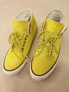 🚚 Diesel半筒球鞋