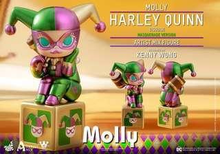 Molly Harley Quinn [lego molly fuchico bearbrick tomica bandai disney sanrio doraemon fluffy kaws T9G labubu]