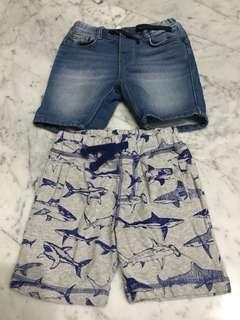 🚚 Boy Shorts 2-3 yrs