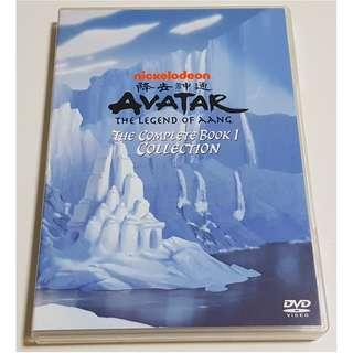 Avatar The Legend of Aang DVD (The Complete Book 1 Collection)(Used)