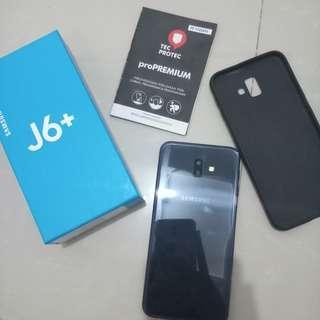 Samsung J6+ 2018 Asuransi TEC PROTEC