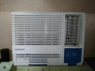 Condura Regular 1HP Window Type r410a Aircon