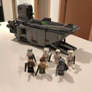 LEGO Star Wars Force Awakens First Order Transporter 75103