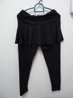 Black Pants for zumba jogging
