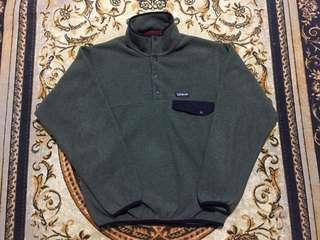 🚚 patagonia (17's) snap t size:S