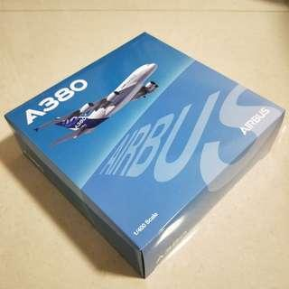 Airbus A380 1:400 Die Cast Model