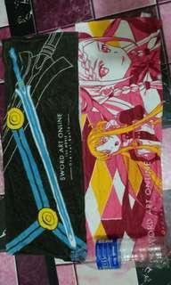 sword art online towel