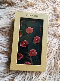 Coach XS MAX iPhone case