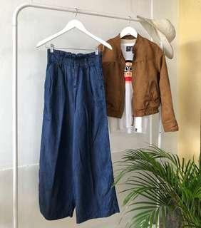 HW jeans blue