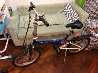 Dahon Fox D6 摺疊型單車