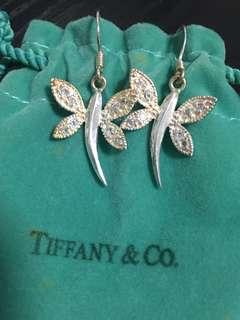 Tiffany & Co earing